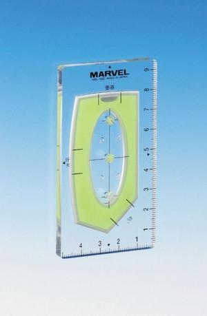 マーベル 電工カードレベル MBL-100C