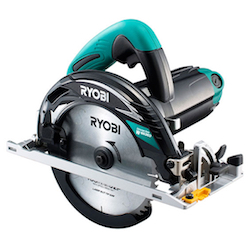RYOBI 165mm電子丸ノコ W-663ED